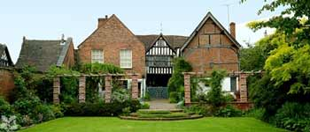 Garden View Of Greyfriars