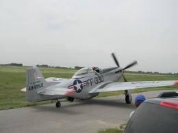 Perfect Landing P51