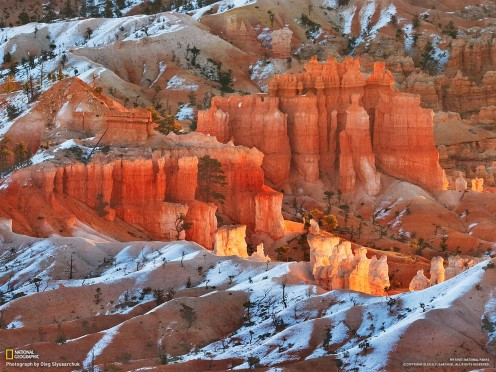 Bryce Canyon - God's creative Work