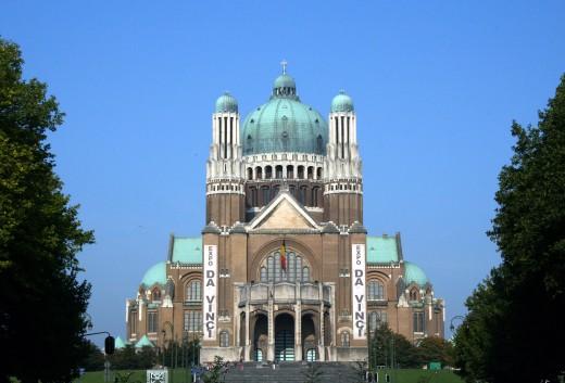 Koekelberg Basilica, Brussels