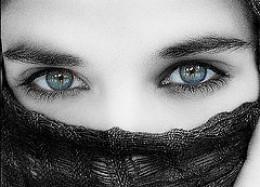 Eyes from Waqar Bukhari Source: flickr.com
