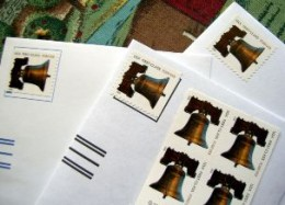 Many of us wonder if letters are something of the past...you know, like Pony Express.