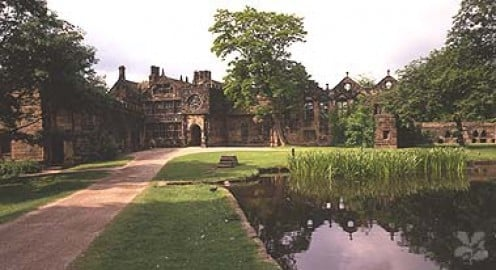 East Riddlesden Hall