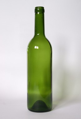 A Punt of a Bottle... the bottom of this bottle...