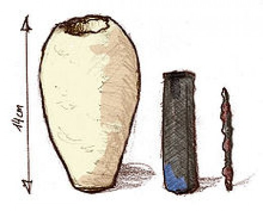 Mysterious Baghdad battery