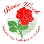 Roses and Purple Ribbons are used to raise awareness of Epilepsy.