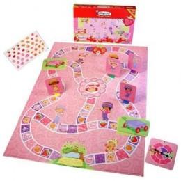 Strawberry Shortcake Big Easy Board Game
