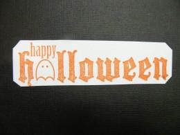 Halloween Stamp image