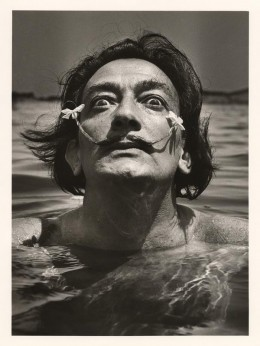 Salvador Domingo Felipe Jacinto Dalí i Domènech, 1st Marquis of Púbol   (May 11, 1904 – January 23, 1989)   Spanish Catalan surrealist painter