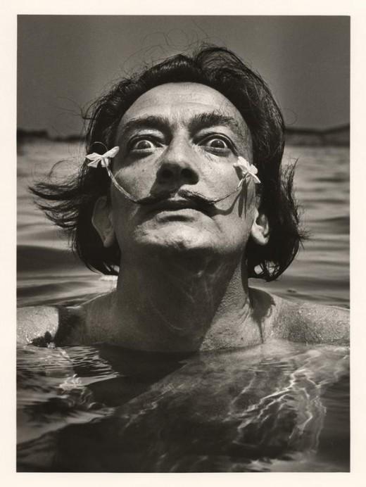 Salvador Domingo Felipe Jacinto Dalí i Domènech, 1st Marquis of Púbol   (May 11, 1904 – January 23, 1989)   Spanish Catalan surrealist painter