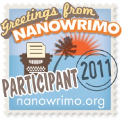 NaNoWriMo or Bust!