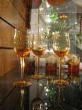 Collecting Antique Moser Glass