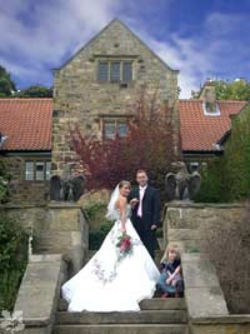 Wedding At Washingtom Old Hall