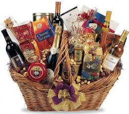 Gift basket ideas for Christmas