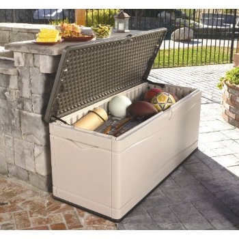 Perfect Is There A Cadillac Of Patio Storage?