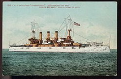 The Flagship USS Connecticut