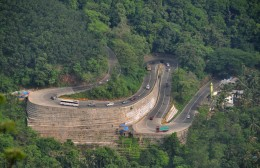 Mountain Pass Wayanad, Kerala