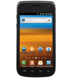 Samsung Exhibit II 4G, T-Mobile's entry-level 4G phone