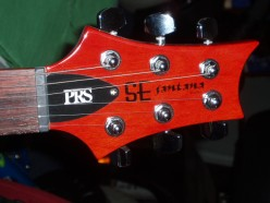 PRS SE Santana Guitar Review