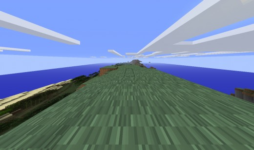 Oh it's Minecraft alright, but not like you've ever seen it before.