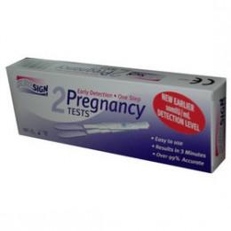 Early pregnancy symptom before pregnancy test