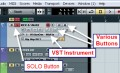 Recording & Editing Music Using MIDI in Cubase 6 - Recording Your Own Tracks Without Using a MIDI Keyboard