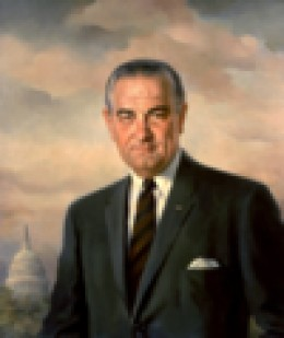 Lyndon B. Johnson (1908–1973) Served November 22, 1963 to January 20, 1969