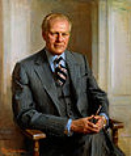 Gerald Ford (1913–2006) Served August 9, 1974 to January 20, 1977