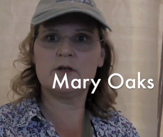"Mary Oaks, representative of Southern Nevada Health District. The face of soulless bureaucracy. In response to an attempt to interview her, her response was ""That is all the information you need. I do have a personal life."""