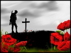 The War Poets 1:  The Soldier by Rupert Brooke