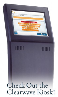 Breaking News: Self-Serve Kiosk Technology for Doctor's Offices