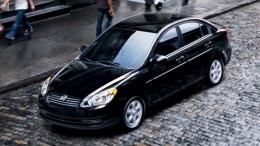 Hyundai Accent (Black)