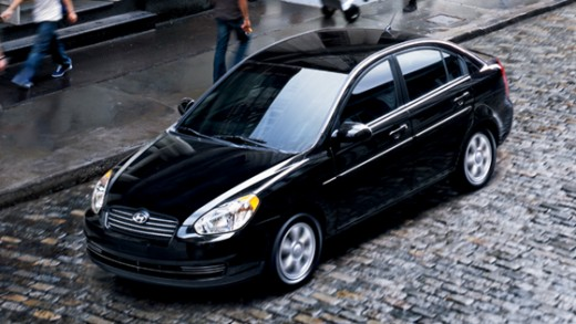 Hyundai Accent (Black)
