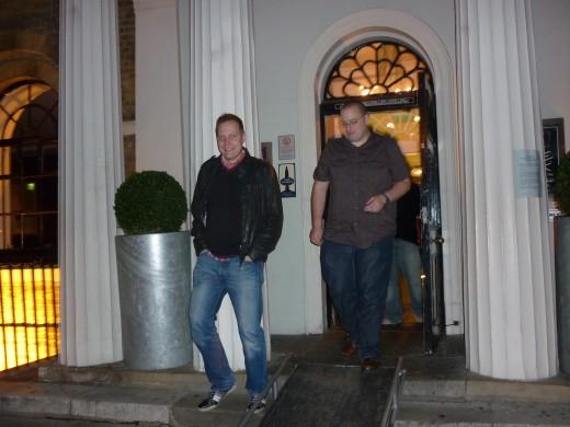 Juha-Matti Heikkinen & Steve