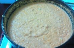 Corn Soup with Beer (Sopa de elote con cerveza)
