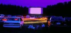 How to create an old fashioned Drive-In Movie Theater in your living room