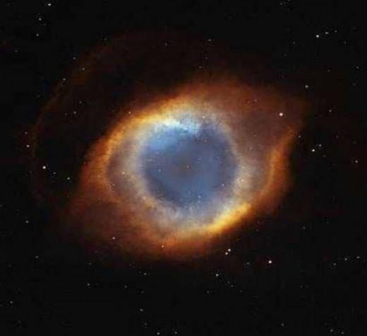 THE EYE of GOD - NASA photo