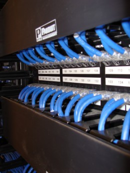 Panduit  Cat6 Patch Panel