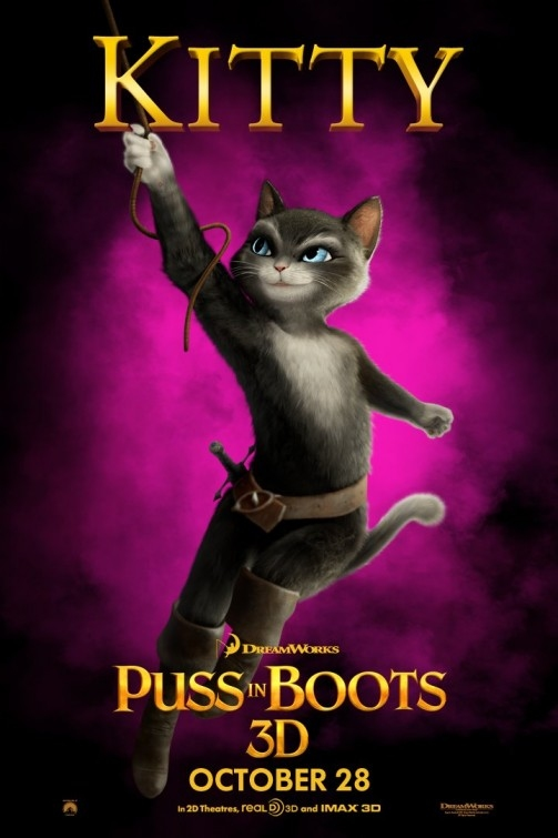 She's a bad pussy...............................................cat!