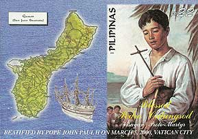 Blessed Pedro Calungsod- Martyr