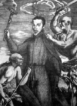 The killing of Padre Diego