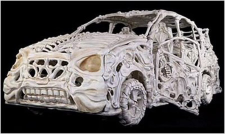 The ones who can throw out all unnecessary parts and leave the minimum essential, will easily make a skeleton car.
