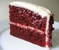 Red Velvet Cake- a yummy American cake.