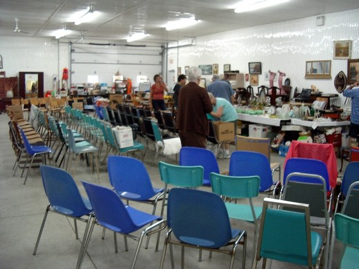 The Hour Before the Auction Begins