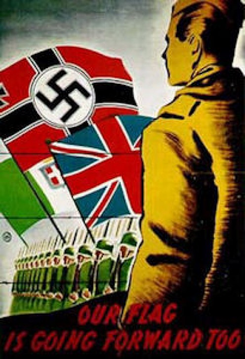 World War II Oddities, Part 1: Foreign Born Nazi Soldiers