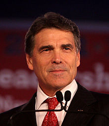 Governer Rick Perry