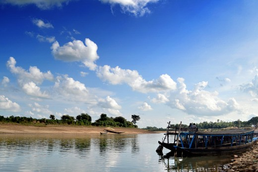 The lure of blue skies and clean air and beautiful scenes took us to Sylhet in the first place