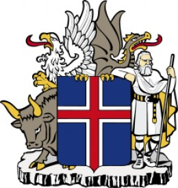 Coat of Arms, Iceland