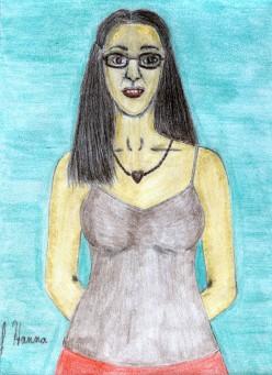How To Draw A Self-Portrait