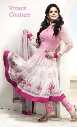 One of the many Salwar Kameezes from Vivace Couture's Enchanted and Irresistible Collection
